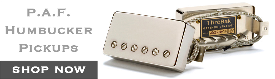 ThroBak PAF humbucker button.