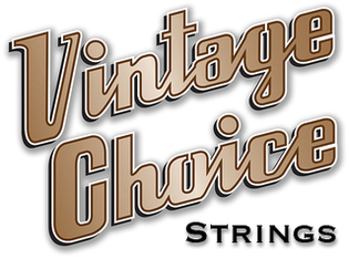Vintage Choice Strings graphic.