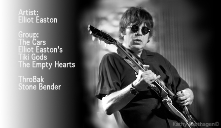 Elliot Easton graphic.
