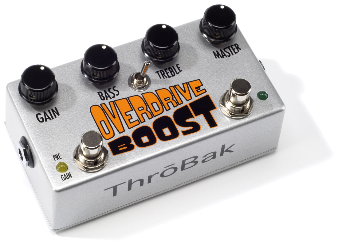 throbak overdrive boost effects pedals colorsound power boost voiced. Black Bedroom Furniture Sets. Home Design Ideas