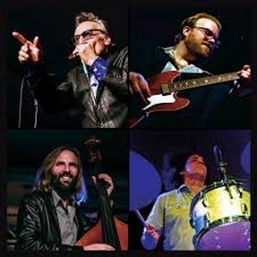 Rick Estrin and the Nightcats photo.