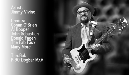 Jimmy Vivino graphic.