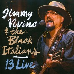 Jimmy Vivino LP cover photo.
