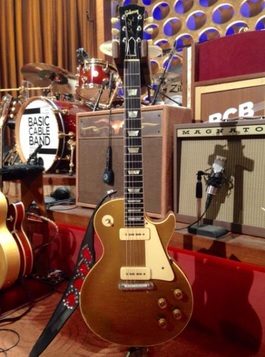 '53 LP Goldtop photo.