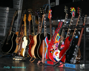 Guitars photo.
